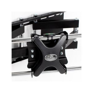WHITE LABEL - support mural tv orientable max 63 - Tv Halter