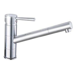 WHITE LABEL - robinet mitigeur cuisine salle de bain - Küchenmischer