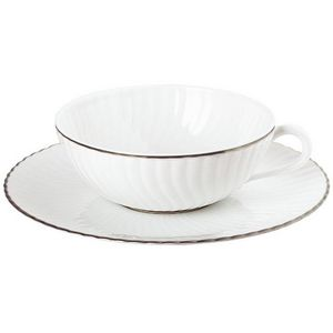 Raynaud - atlantide platine - Teetasse