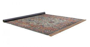 WHITE LABEL - tapis bid vert de dutchbone - Berberisch Teppich