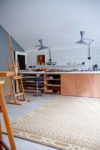 CHEVALIER EDITION - shangai - Moderner Teppich