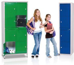 EVP - vestiaire multicases - Schulkleidung