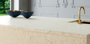 CaesarStone -  - Kochinsel