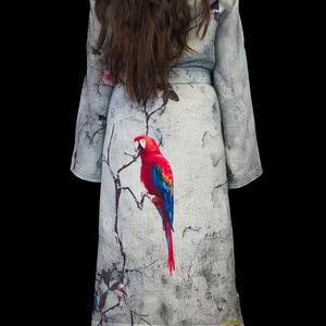 SOLO ATHENS - sã?lã? designer bathrobe rio - Morgenmantel