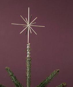 Ferm Living - brass christmas tree - Weihnachtsstern
