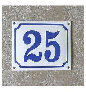 Replicata -  - Hausnummerschild