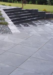 CLASSGARDEN -  - Bodenplatten Außenbereich