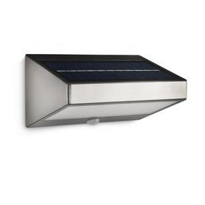 Philips - eclairage solaire détecteur greenhouse led ip44 h9 - Garten Wandleuchte