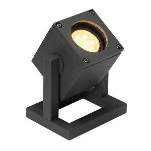 SLV - spot à poser extérieur cubix ip44 h12,5 cm - Aufsetz Spot