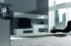 CALGARI -  - Wohnzimmerschrank