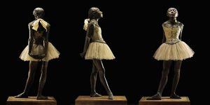 Nouvelles Images - affiche petite danseuse de 14 ans - Plakat