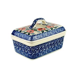 Polish Pottery -  - Butterdose