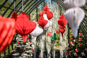 Artyfetes factory - traditionnel - Weihnachtstischdekoration