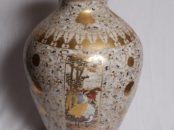 Thierry GERBER - jm105 - Große Vase