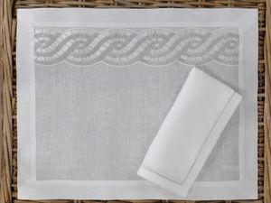JESURUM VENEZIA 1870 - roma - Tischdekoration