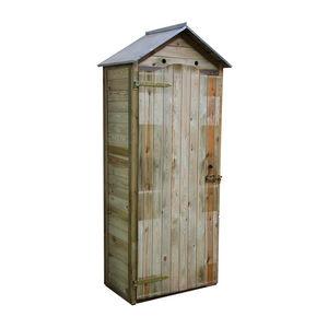 CEMONJARDIN - armoire panama grand modèle - Gartenwerkzeugschrank