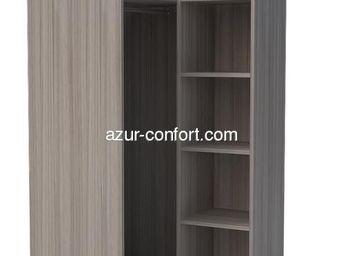 Azur Confort - angle - Kleiderschrank