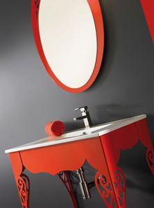 CRUZ CUENCA -  - Waschtisch Möbel
