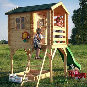 FRANCE TRAMPOLINE -  - Kinderspielhaus