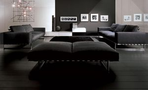 ITALY DREAM DESIGN - -kristall 240 - Sofa 3 Sitzer
