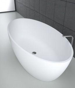 CasaLux Home Design - ilôt space - Freistehende Badewanne