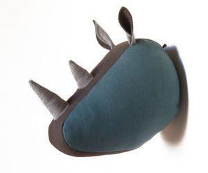 Softheads - rhino ameru ocean - Trophäe