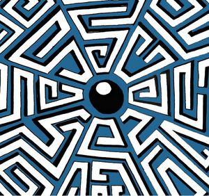MAISON DARRE -  - Maßgefertigter Wandteppich