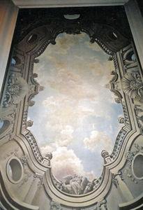Atelier Follaco -  - Bemalte Decke