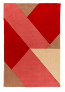 Tai Ping - polygonal ii - Moderner Teppich