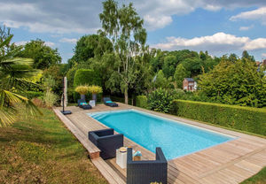 Piscinelle -  - Traditioneller Swimmingpool