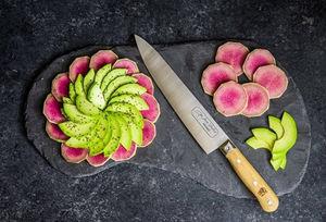 JEAN DUBOST LAGUIOLE - 3 couteaux - Küchenmesser