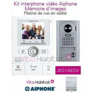 AIPHONE -  - Eingangs Videoüberwachung