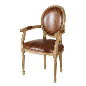 MAISONS DU MONDE - fauteuil cabriolet 1419734 - Armsessel