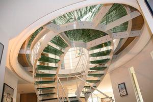 SCHAFFNER -  - Zweiläufge Treppe