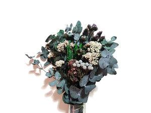 original moss -  - Stabilisierte Blume