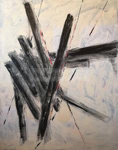 Enormous Art - thomson, charlie – abstract - Zeitgenössische Gemälde