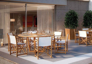 ITALY DREAM DESIGN - sahara - Garten Klappsessel