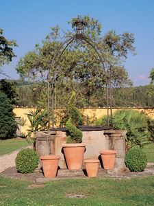 Enzo Zago - pot de fleur 1436726 - Garten Blumentopf