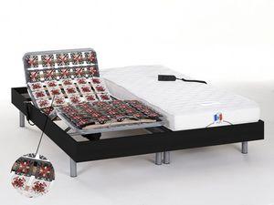DREAMEA - literie relaxation homere - Elektrischer Entspannungsbettenrost