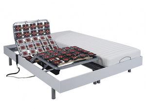 DREAMEA - literie relaxation cassiopee - Elektrischer Entspannungsbettenrost