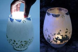 SERICYNE - lampa 50 - Windlicht