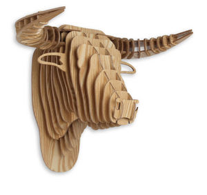 ADM - taureau - Jagdtrophäe