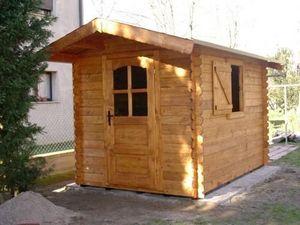 Ama -  - Holz Gartenhaus