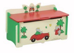 Les Petites Bouilles - babar - Spielzeugkiste