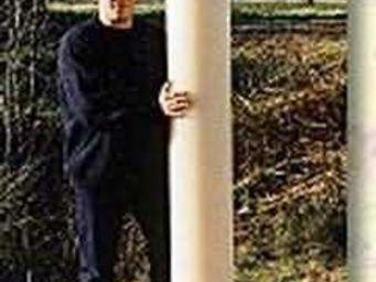 Fenelon Bougies - cierge de 70 kilos - Kirchenkerze