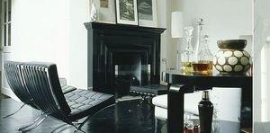 LAURENT CROIssANDEAU -  - Innenarchitektenprojekt Wohnzimmer