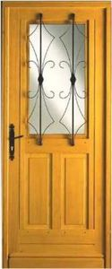 Cid - lapalisse - Verglaste Eingangstür