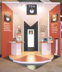 Design & Display Services -  - Ausstellungsstand