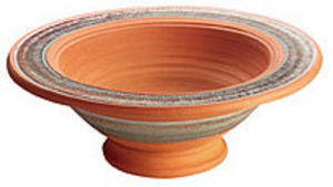 Whichford Pottery -  - Sockelvase