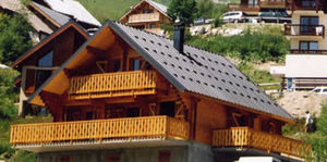 Chalets Reilhan - chalet - Einfamilienhaus